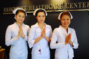 Медицинский туризм в Тайланде
